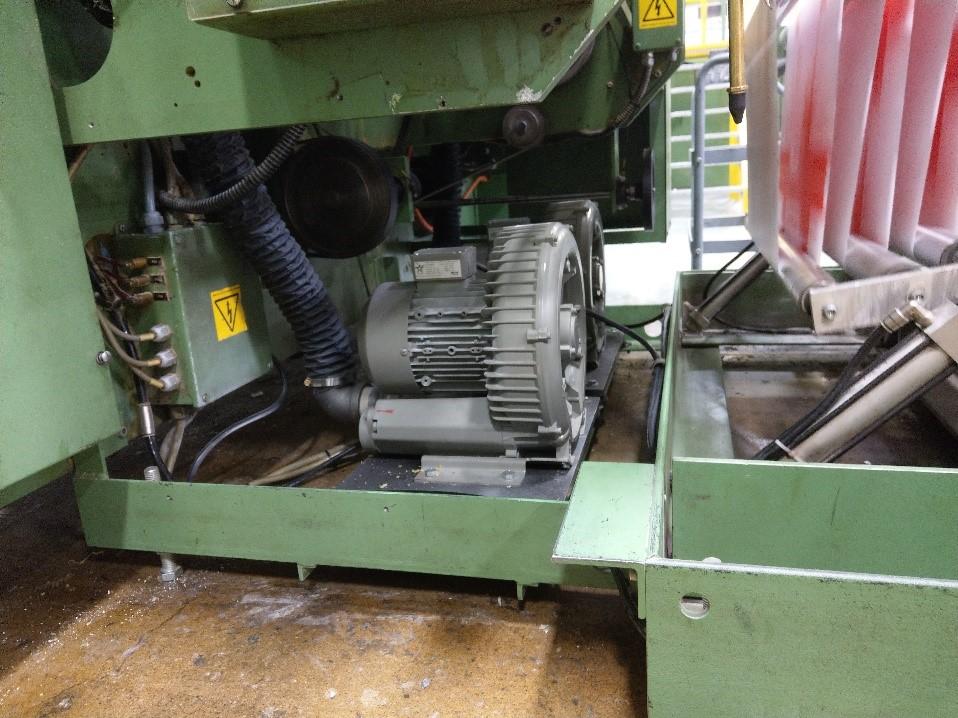 vacuum rotatron